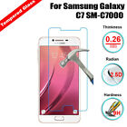 Tempered Glass Protective Screen Protector  For Samsung Galaxy C5 C7 C5000 C7000