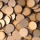 MDF Bases Round 3mm Thick Laser Cut Circles Many Sizes FAST SHIPPING US SELLER
