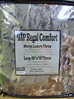 "Camoflauge Throw Blanket Luxury Sherpa 50"" x 70"" - Your Choice of 3 Camo Colors!"