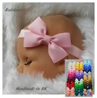 LARGE 10cm Double BOW Hair CLIP- 4 inches -Buy 5 get 1 free- combined post