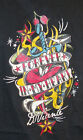 Rockabilly: David Vicente T-Shirt - Forever in my heart, Gr. L + XL schwarz