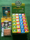 Joke golf Balls Four different to choose from plus other Fun/Tricks/Novelty item