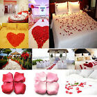 Внешний вид - 1000Pcs Wedding Scatter Confetti Party Silk Fake Rose Flower Petals Exquisite