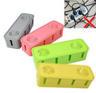 Best Socket Wire Cable Storage Box Children Safety Tidy Home Organizer Solution