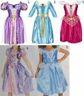 Disney Princess Rapunzel/Merida/Sleeping Beauty Costume Dress-SZ 4-6X