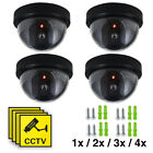 PhotR Dummy Camera CCTV Security Surveillance Dome Cam Fake IR LED Light Outdoor