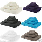 SET OF 3 LUXURY SOFT 100% EGYPTION COTTON FACE BATH TOWELS SHEET BATHROOM GIFT
