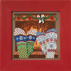 *Mill Hill BUTTONS & BEADS Counted Cross Stitch Kits YOU CHOOSE! Winter,Autumn,+
