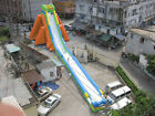 Inflatable Bounce House Castle Water Slide Obstacle Course Trampoline Commercial