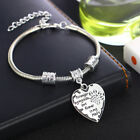 Pet Memorial Necklace Dog Cat Crystal Paw Print Charm Heart Pendant Jewelry New