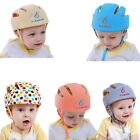Baby Toddler Safety Helmet Headguard Cap Adjustable Hat No Bumps Kids Walk