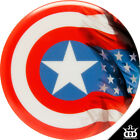 Dynamic Discs DyeMax Marvel Captain America Windy Flag