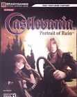 CASTLEVANIA PORTRAIT OF RUIN BRADYGAMES OFFICIAL STRATEGY GAME GUIDE