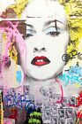 COOL GRAFFITI STREET ART CANVAS #49 MR BRAINWASH BANKSY STYLE CANVAS PICTURES