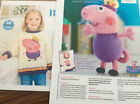 george pig knitting pattern