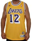 Vlade Divac Los Angeles Lakers Adidas NBA Throwback Swingman Jersey - Gold on eBay