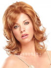 New Western Women's Loose Wave Hair Lace Wig Synthetic Fiber Wig With Cap SW0134