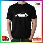 Peugeot 205 T-Shirt Shirt Printed Tee Low Outline GTi 1.9 1.6 GR DTurbo GRD Mi16