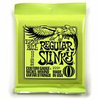 Ernie Ball Slinky Electric Guitar Strings -  All Gauges - Quantity Discounts