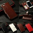 Luxury PU Leather Wallet Card Flip Cover Case Cover For iPhone 7 4 5s 6 6s Plus
