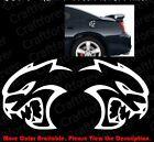 HELLCAT Dodge Charger Challenger MOPAR 440 Duster Vinyl Decal Sticker RC038 $3.98 CAD on eBay