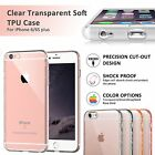 0.3mm Ultra Slim TPU Transparent Clear Crystal Case for iPhone 6 6S / 6 6S Plus