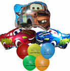 8PCES LIGHTNING MCQUEEN TOW MATER BALLOONS KIDS BIRTHDAY PARTY DECOR FAVOR GIFT