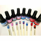 NEW Heat Mood Colour Changing Gel Polishes 15ml by Gellux Salon System FREE P&P!