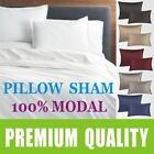 Highest Quality Pillow Sham Set 2-Piece 100% Modal Luxury Sleep image