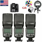 US Godox TT685S 2.4G HSS TTL Flash Speedlite +X1S Trigger for Sony a77II a7R