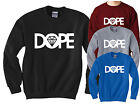DOPE DIAMOND UNISEX PULLOVER SWEATSHIRT TOP JUMPER /DRAKE MICKEY