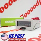 Line Seiki Electromagnetic Counters MCF-6X 6Dig. Manual Reset NIB#FAST SHIPPING#