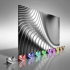 Abstract Design Canvas Print Large Picture Wall Art