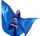 Isis wings Egyptian Belly Dance, close back(Isis wings+2 sticks+bag)shippingUSA