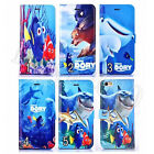 New Finding Nemo Leather Wallet Case Cover For iPhone 4S& 5/5S & 6/6S & 6/6 Plus