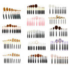 Pro Toothbrush Shaped Foundation Power Makeup Brushes Set Oval Cream Puff Tool