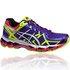 Asics Womens GEL KAYANO 21 Support Running Sport Trainers Pumps Shoes T4H7N-4601