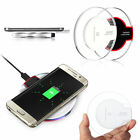 Qi Wireless Charging Charger Pad For Samsung Galaxy Note 5 S7 S6 Edge