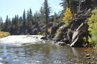 Awesome 40 Acre Placer Gold Mining Claim Equipment Land Markleeville, CA