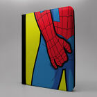 Pop Art iPad PC Leather Flip Case Cover - Spiderman - S-T0271