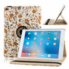 "New 360 Rotating Folio Leather Case Smart Cover Stand For 9.7"" Apple iPad 2 3 4"