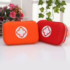 18Pcs/Set Mini Compact First Aid Kit Medical Emergency Survival Bag For Home
