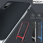 Slim Fit Shockproof Hybrid Stand Hard Bumper Soft Case For iPhone 6s & Plus