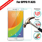 HD Genuine Real Tempered Glass Screen Protector Guard Cover Film For OPPO F1 A35