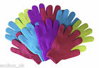 3 & 10 Pack Exfoliating Luxury Scrub Gloves Various Colours Available