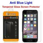 9H Tempered Glass [Anti Blue Light] Screen Protector Guard Shield For iPhone 7