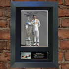 DAN WHELDON memorial edition Signed Autograph Mounted Photo Repro A4 Print 143