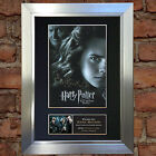 EMMA WATSON Harry Potter Signed Autograph Mounted Reproduction Photo A4 no134