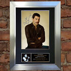 FREDDIE MERCURY Signed Autograph Mounted Photo Repro A4 Print 65