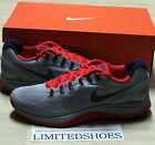 NIKE LUNARGLIDE+4 RUNNING GREY RED PURPLE 524977-013 black green white 5 6 7 8